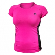Better Bodies Performance Soft Tee Hot Pink