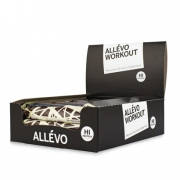 12 x Allevo After Workout Bar 60g