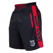 Gorilla Wear Shelby Shorts Black/Red