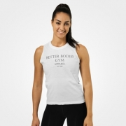Better Bodies Chelsea loose tank, White