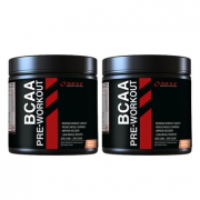2 x Self BCAA Pre-workout