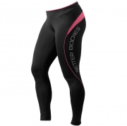 Better Bodies Fitness long tights, hot pink