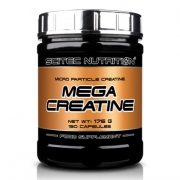 Scitec Nutrition Mega Creatine, 150 caps