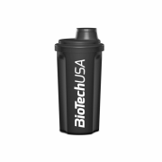 BiotechUSA shaker 700 ml, Black