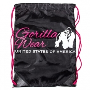 Gorilla Wear GW Drawstring Bag