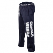 Gorilla Wear Logo Mesh Pants Blue