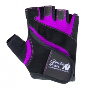 Gorilla Wear Women's Fitness Gloves Black/Purple