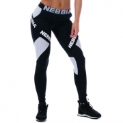 NEBBIA Fitness Tights Combi Black