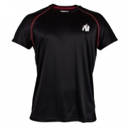 Gorilla Wear Performance Tee Black