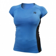 Performance Soft Tee, Bright Blue