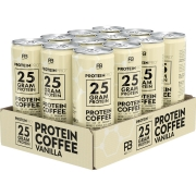 12 x ProteinPro Protein Coffee 250ml