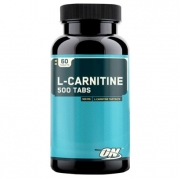 Optimum Nutrition L-Carnitine 500, 60 tabs