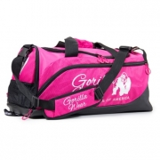 Gorilla Wear Santa Rosa Gym Bag, Black Pink