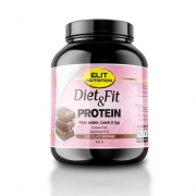 Elit Nutrition Diet & Fit Protein 900g