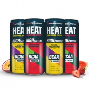 24 x Nutramino HEAT BCAA 330ml