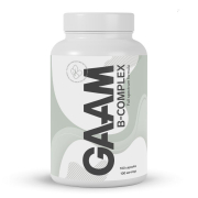 GAAM Nutrition Health Series B-Complex, 100 caps