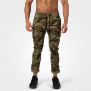 Better Bodies Harlem Cargo Pants Military Camo