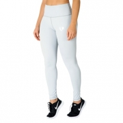 Womens Best High Waisted Exclusive Leggings Grey