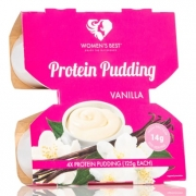Womens Best Protein Pudding, 4 x 125g