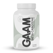 GAAM Nutrition Health Series Beta Karoten, 60 Caps