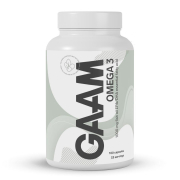 GAAM Nutrition Health Series Omega-3, 100 Caps