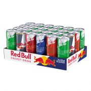 24 x Red Bull Energy Drink, 250ml