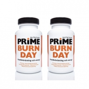 2 x Prime Nutrition Burn Day