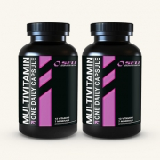 2 x Self Omninutrition Multivitamin 120