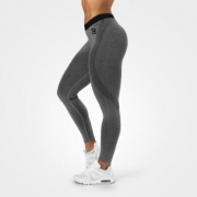 Better Bodies Astoria Curve Tights, Graphite Melange