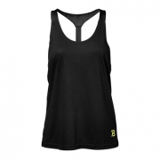 Better Bodies Loose Tank Top, Black