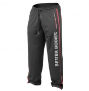 Better Bodies Classic mesh pant, black/red