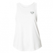 Womens Best Fit Tank Top White/Grey