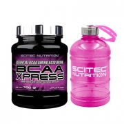 Scitec Nutrition BCAA Xpress 0,7kg + Waterjug
