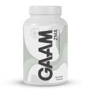 GAAM Nutrition Health Series ZMA, 100 caps