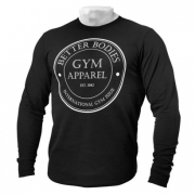 Better Bodies Tribeca Thermal L/S Black