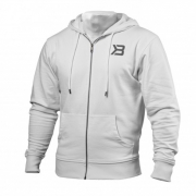 Better Bodies Jersey Hoodie White