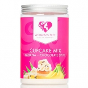 Womens Best Protein Cup Cake Mix 500g
