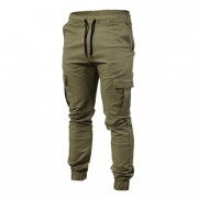 Better Bodies Alpha Street Pants Wash Green