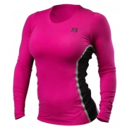 Better Bodies Performance Shape L/S Hot Pink