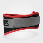 Better Bodies Basic Gym Belt Black Red