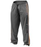 Better Bodies Classic Mesh Pants Grey/orange