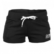Gorilla Wear New Jersey Sweat Shorts Black