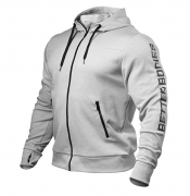 Better Bodies Athletic Hood, Greymelange