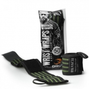 GASP Branch Warren Heavy Duty Wrist Wraps