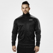 Better Bodies Brooklyn Track Jacket Black