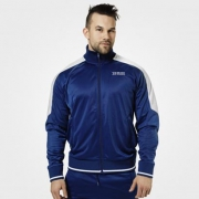 Better Bodies Brooklyn Track Jacket Navy