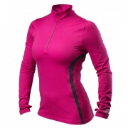 Better Bodies Performance Mid L/S Hot Pink