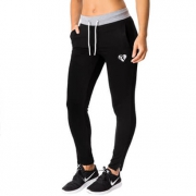 Womens Best Fit Jogger Black/Grey