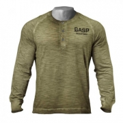 GASP The 27:TH L/S Military Olive