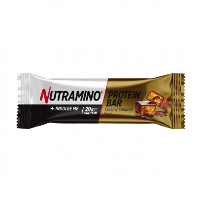 Nutramino Proteinbar Caramel, 64 g